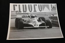 Photo Fly Saudia Williams Ford FW06 1980 #27 Alan Jones (AUS) type 8