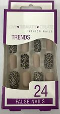 24 x Trends False Nails Glue Included FREE Delivery