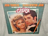 "Grease Original Soundtrack 12"" LP Vinyl Record Double Album 1978"