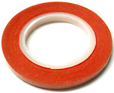 201000145 RC Body Shell Cover Lining Tape 4mm Thick Wide - 10 Meter Long Red