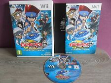 jeu Nintendo WII - Beyblade : metal fusion
