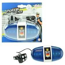 Polizei-Beleuchtung und Sirene (Spielzeug)