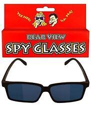 KIDS CHILDRENS REAR VIEW SPY GLASSES NOVELTY GADGET MIRROR TOY SPY SUNGLASSES