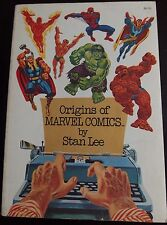 Les Origines de MARVEL par Stan Lee