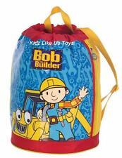 ~ Bob the Builder - DRAWSTRING BACKPACK / SWIM BAG