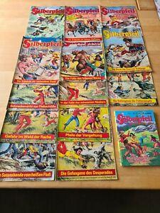Silberpfeil comics