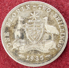 Australia Florin 1935 (D2108)