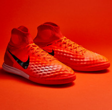 UK 9 Nike MAGISTAX PROXIMO II IC Mens Indoor Sock Football Trainers EU 44