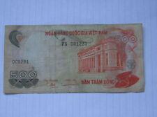 500 Dong South Vietnam (See Photos) 001231
