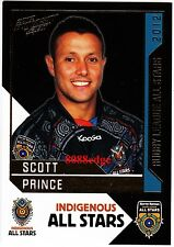 2012 SELECT NRL DYNASTY INDIGENOUS ALL STARS AS17:SCOTT PRINCE-GOLD COAST TITANS