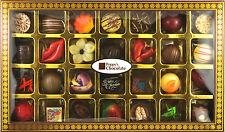 POPPYS CHOCOLATE GIFT BOX 28 GOURMET CHOCOLATES AND TRUFFLES