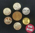 Scherzartikel Sexmünzen- Sammelset Gratisversand