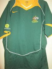 Australia 2004-2005 Away Football Shirt Large /35008