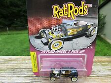 1929 FORD MODEL T Pickup  1/64 RAT RODS REVELL Hot Wheel Toy Car Lot
