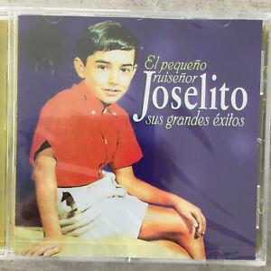 JOSELITO <Boy Singer>: El pequeno ruisenor (ES CD RCA 74321 602272 / OVP)