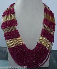 Cosmos Handicrafts Rani Haar Design Pott Necklace For Girl/Women