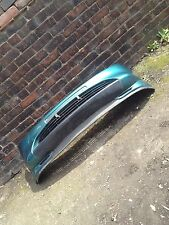 FORD PUMA FRONT BUMPER GREEN GOOD CONDITION