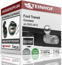 AutoHak Anhängerkupplung starr für Ford Transit//Tourneo Connect 03-13 7pol spez.
