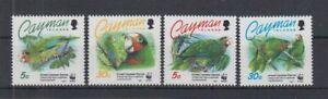 D466. Cayman Islands - MNH - Animals - Birds - WWF