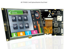 550 Inch Wvga 800x480 Tft Lcd Module Touch Displayi2cserial Spi Withtutorial