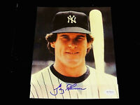 GARY THOMASSON 1978 WSC NEW YORK YANKEES SIGNED AUTO 8 X 10 COLOR PHOTO JSA