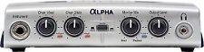 Lexicon Alpha Studio USB Audio Interface & Cubase Software