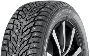 225/55R17 101T XL Nokian Hakkapeliitta 9 Studded Winter Tire