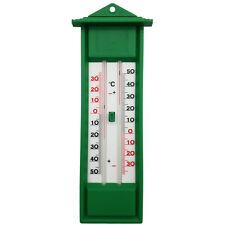 Thermometer Au�Ÿen Innen Zimmer Wandthermometer Gartenthermometer analog digital