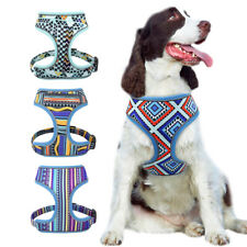 Soft Mesh No Pull Dog Vest Harness Safety Reflective for Small Medium Large Dogs