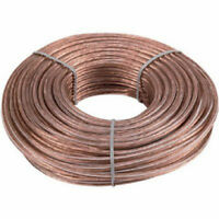25' Speaker Wire 16 Ga Gauge High Quality Car or Home Audio Guage