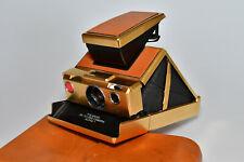 Goldene  Polaroid  Land  Sofortbild-Camera  SX-70 Alpha 1