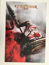 GOD OF WAR, AUTHENTIC LICENSED 2005 SONY POSTER