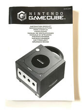 Anleitung Manual Instruction Booklet Konsole Console - Nintendo Gamecube EUR