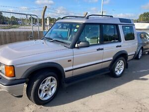 2001 Land Rover Discovery 2.5 TD5 (7 seat) AUTO