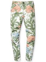 G-Star Pharrell Williams Elwood 3D Arts And Crafts Print BF Jeans W24 L30 NEW