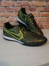 Nike Magista Onda IC Neon Green Black Indoor Soccer Shoes 651541-370 Mens Sz 6.5