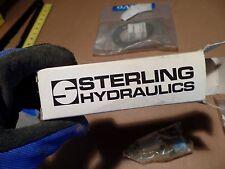 STERLING HYDRAULICS PRESSURE AND FLOW CONTROL VALVE 71551-013, J04E2T15N, NIB