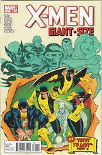 X-Men Giant Size #1 NM 2011 Marvel Comics Chris Yost Paco Medina First to Last