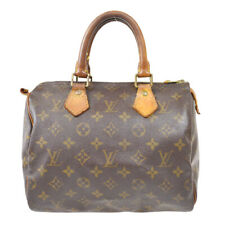 LOUIS VUITTON SPEEDY 25 HAND BAG PURSE MONOGRAM CANVAS SP0975 M41528  61176