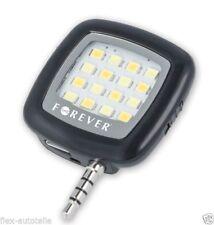 Selfie Licht Kamera Zusatz LED Fotolicht Blitzlicht Samsung Huawei Sony Iphone