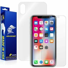 ArmorSuit - Apple iPhone X Screen Protector + Full Body Back Skin