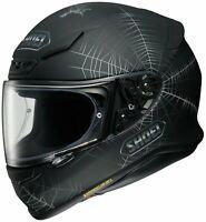 SHOEI RF-1200 DYSTOPIA Helmet -ALL SIZES- DOT/SNELL Street Full Face
