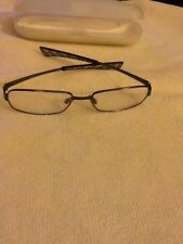 271817c867170 Dolce Gabana Metal Eye Glasses Frame with case made in Italy