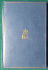Rare Coronation List of Royal Governmental Guests Coronation Queen Elizabeth II