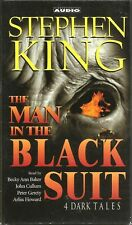 The Man in the Black Suit : 4 Dark Tales by Stephen King 2002 Cassette Audio VTG