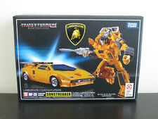 Takara Transformers Masterpiece MP-39 Sunstreaker MISB