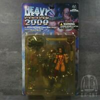 Heavy Metal 2000 Action Figure Clayburn Moore Sculpted F.A.K.K.2