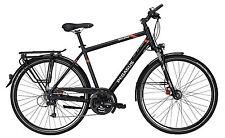 Herren Fahrrad Pegasus Solero SL Disc 28 Zoll 58cm Shimano 24G schwarz 2017