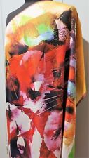 Immaculate Multicoloured 100cm Square Scarf