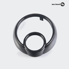 Zierring para cuentarrevoluciones & reloj negro Smart 453 sets fortwo forfour
